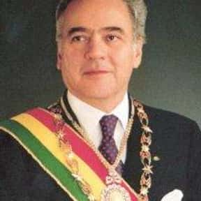 Gonzalo Sánchez de Lozada is listed (or ranked) 8 on the list Famous People From Bolivia