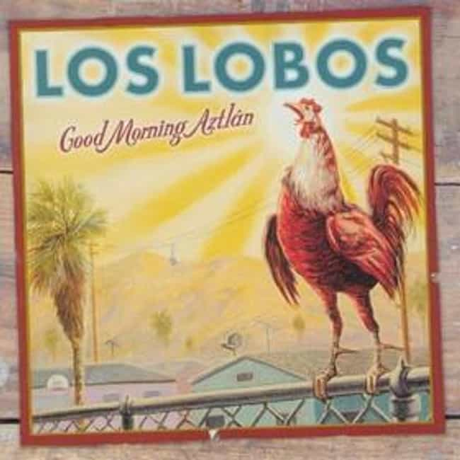 Good Morning Aztlá... is listed (or ranked) 6 on the list The Best Los Lobos Albums of All Time