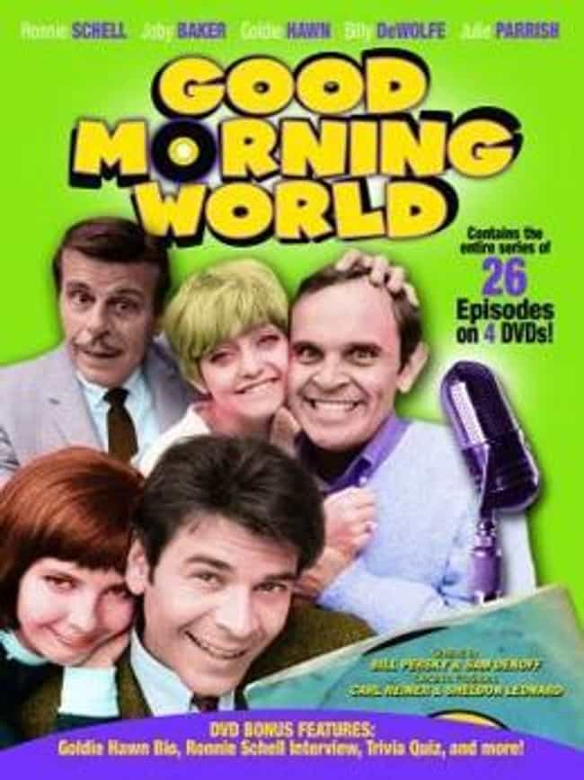 Good Morning, World is listed (or ranked) 4 on the list TV Shows Produced By Sheldon Leonard