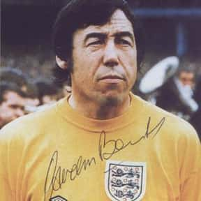 Gordon Banks is listed (or ranked) 4 on the list The Best Soccer Players from England