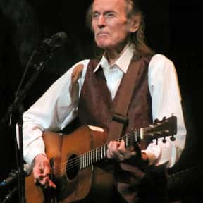 Gordon Lightfoot is listed (or ranked) 16 on the list The Top Pop Artists of the 1960s
