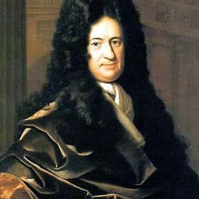 Gottfried Wilhelm von Leibniz is listed (or ranked) 25 on the list The Greatest Minds of All Time