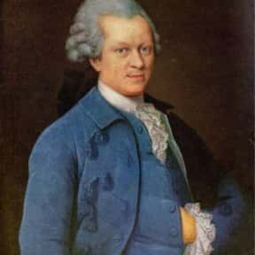 Gotthold Ephraim Lessing is listed (or ranked) 19 on the list Famous Playwrights from Germany
