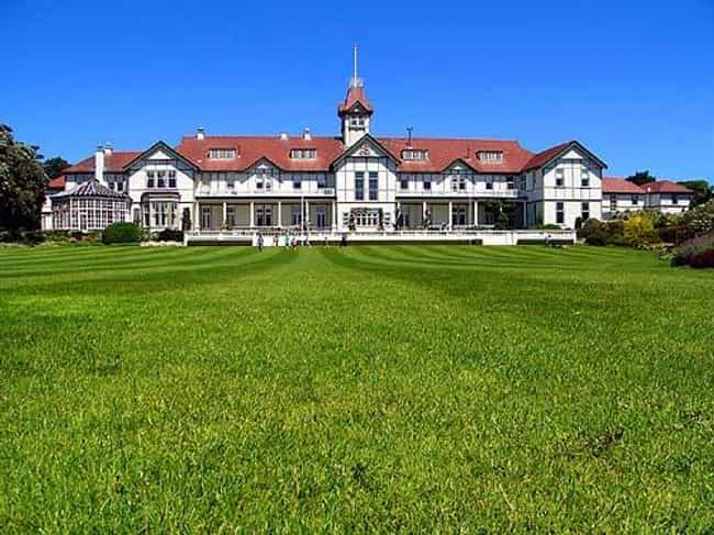 Government House, Wellington is listed (or ranked) 3 on the list List of Famous Wellington Buildings & Structures