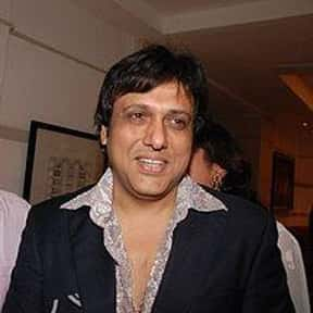 Govinda is listed (or ranked) 2 on the list Full Cast of Sandwich Actors/Actresses