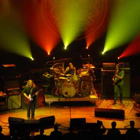 Gov't Mule is listed (or ranked) 6 on the list The Best Jam Bands
