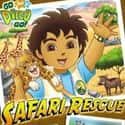 Go, Diego, Go! is listed (or ranked) 3 on the list The Best Bilingual Shows For Kids