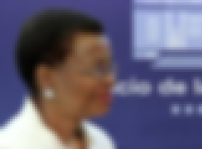 Graça Machel is listed (or ranked) 8 on the list List of Famous Humanitarians