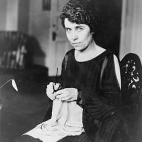 Grace Coolidge is listed (or ranked) 19 on the list The Most Loved American First Ladies