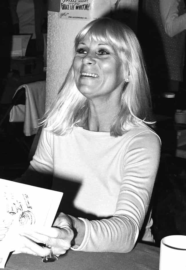 Grace Lee Whitney is listed (or ranked) 3 on the list Famous Female Entertainers