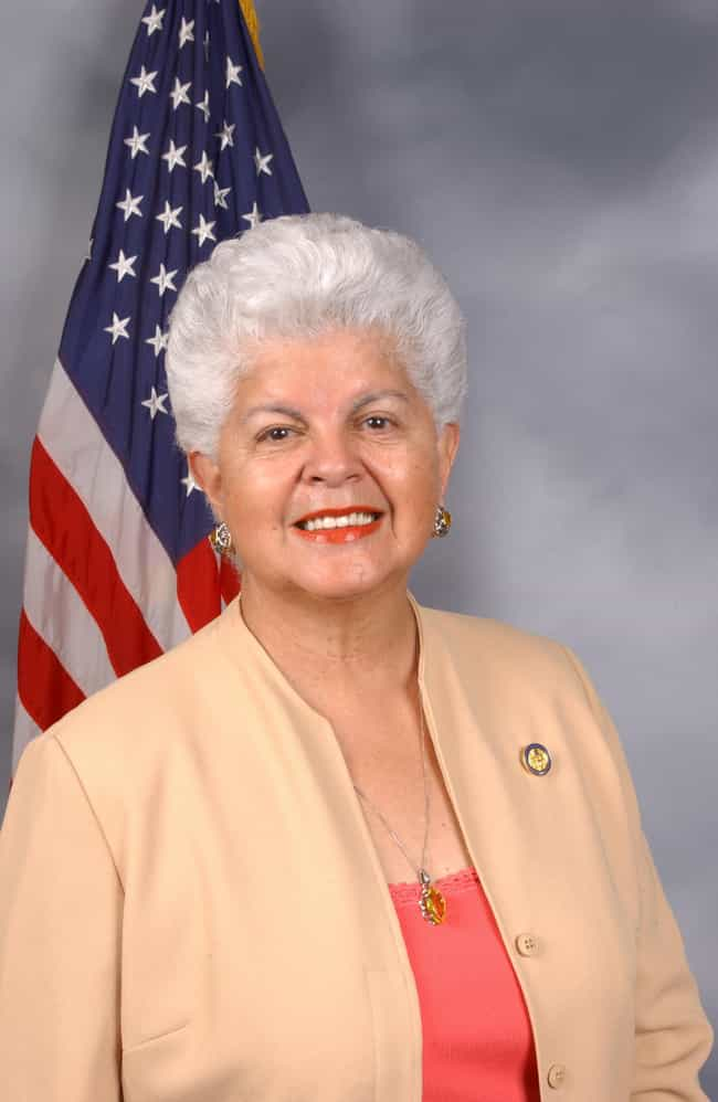 Grace Napolitano is listed (or ranked) 3 on the list Famous Cerritos College Alumni