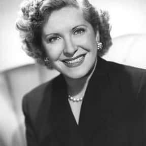 Gracie Allen is listed (or ranked) 14 on the list People On Stamps: List Of People On US Postage