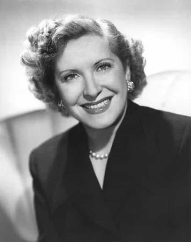 Gracie Allen is listed (or ranked) 7 on the list Famous Female Radio Personalities
