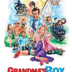 Grandma's Boy is listed (or ranked) 3 on the list The Best Jonah Hill Movies