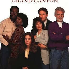Grand Canyon is listed (or ranked) 19 on the list The Best Drama Movies Set in Los Angeles