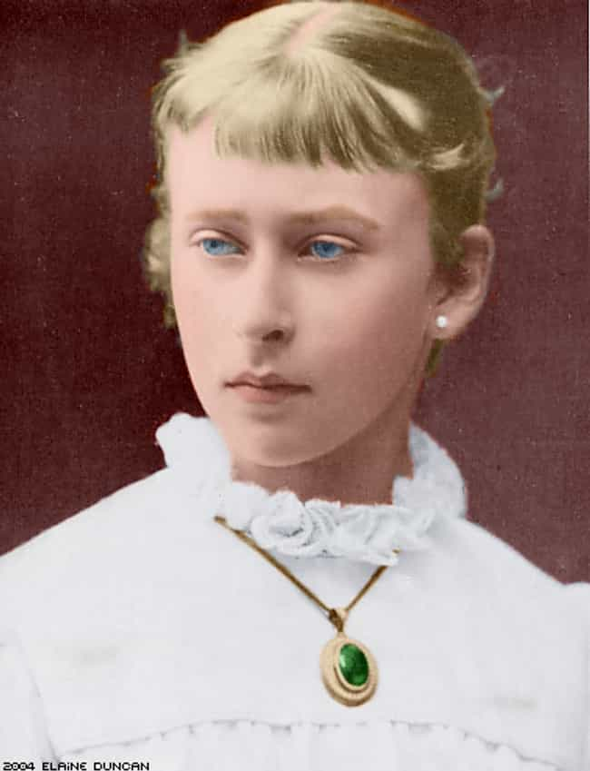 Grand Duchess Elizabeth Feodor... is listed (or ranked) 4 on the list Members of the House Of Hesse