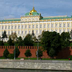 Grand Kremlin Palace is listed (or ranked) 9 on the list The Top Must-See Destinations in Russia