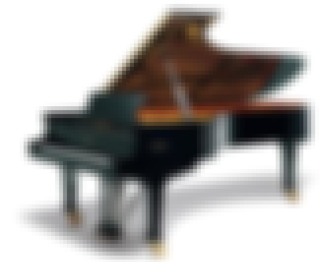 Grand piano is listed (or ranked) 2 on the list Piano - Instruments in This Family