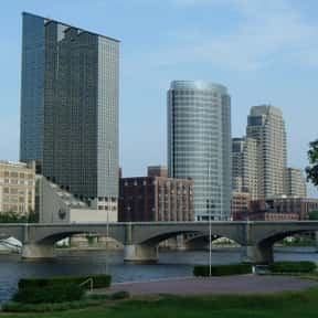 Grand Rapids is listed (or ranked) 10 on the list The Best US Cities for Drinking