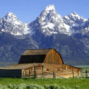 Grand Teton National Park is listed (or ranked) 24 on the list The Best Tourist Attractions in America