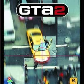 Grand Theft Auto 2 is listed (or ranked) 11 on the list The Best Grand Theft Auto Games