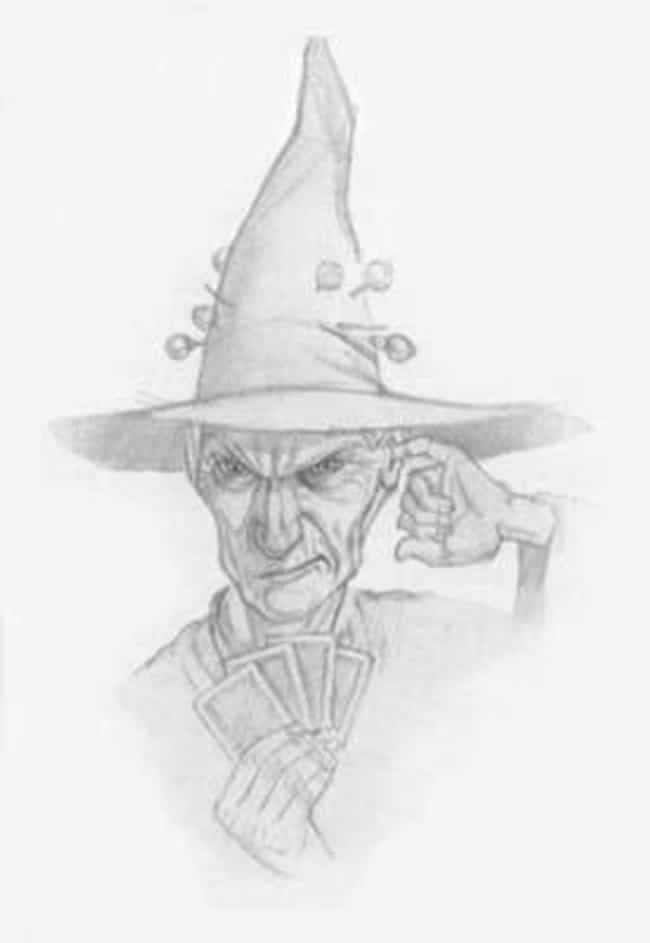 Granny Weatherwax is listed (or ranked) 3 on the list The Best Character from Terry Pratchett's Discworld Series