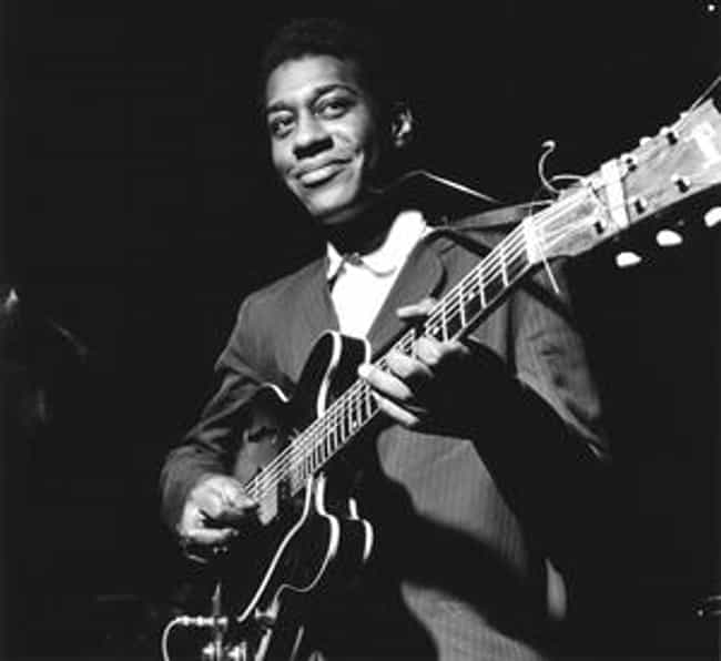 Grant Green is listed (or ranked) 4 on the list Famous Guitarists from Missouri