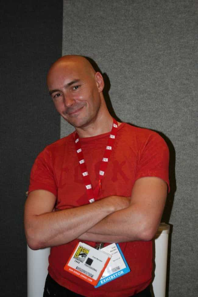 Grant Morrison is listed (or ranked) 3 on the list Famous TV Actors from Scottish people