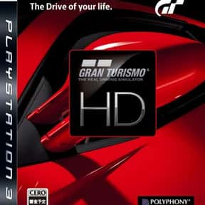 Gran Turismo HD Concept is listed (or ranked) 7 on the list The Best Gran Turismo Games