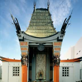 TCL Chinese Theatre is listed (or ranked) 11 on the list The Top Must-See Attractions in Los Angeles