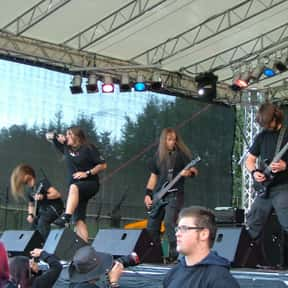 Graveworm is listed (or ranked) 16 on the list German Heavy Metal Bands List