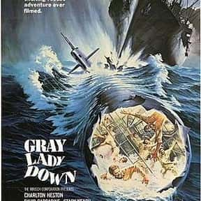 Gray Lady Down is listed (or ranked) 25 on the list The Best '70s Disaster Movies