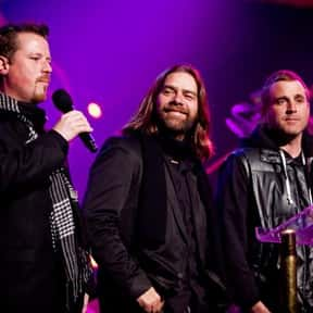 Great Big Sea is listed (or ranked) 15 on the list The Best Celtic Rock Bands/Artists