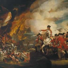 Great Siege of Gibraltar is listed (or ranked) 20 on the list The Most Incredible Sieges of All Time