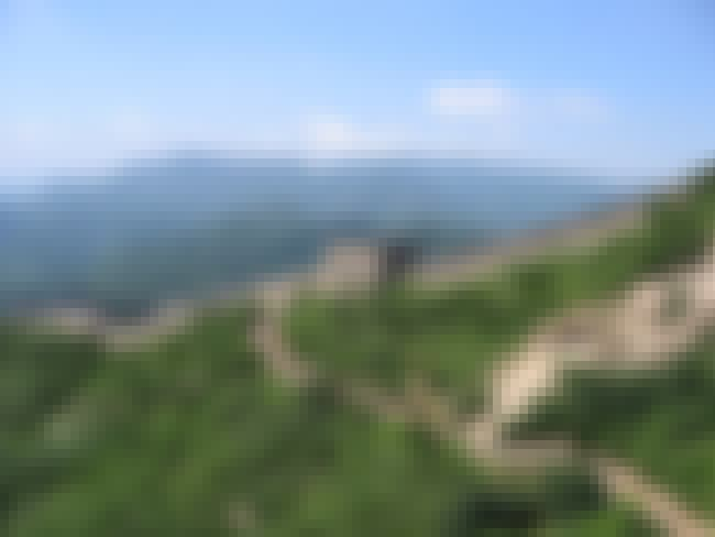 Great Wall of China is listed (or ranked) 1 on the list The 11 Most Significant Walls In World History