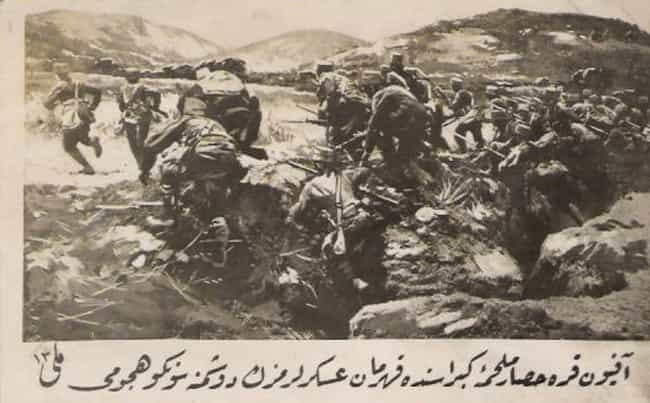 Greco-Turkish War is listed (or ranked) 3 on the list List Of Turkish War of Independence Battles