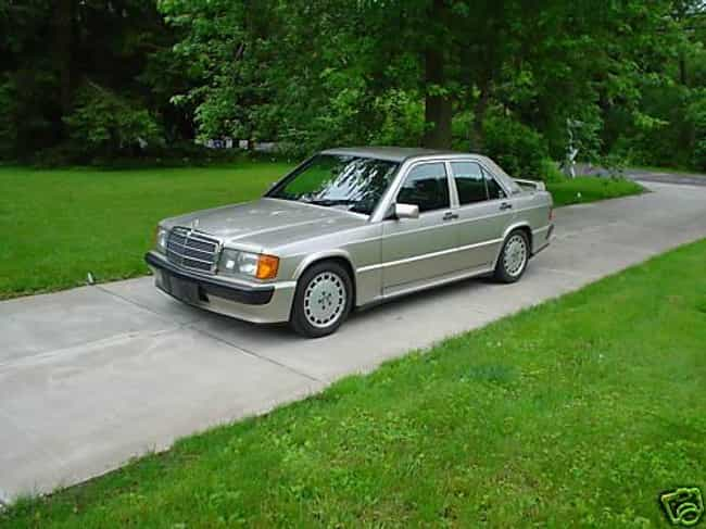 1987 Mercedes-Benz 190 is listed (or ranked) 4 on the list List of Popular Mercedes-Benz Sedans