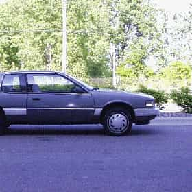 1985 Pontiac Grand Am Sedan