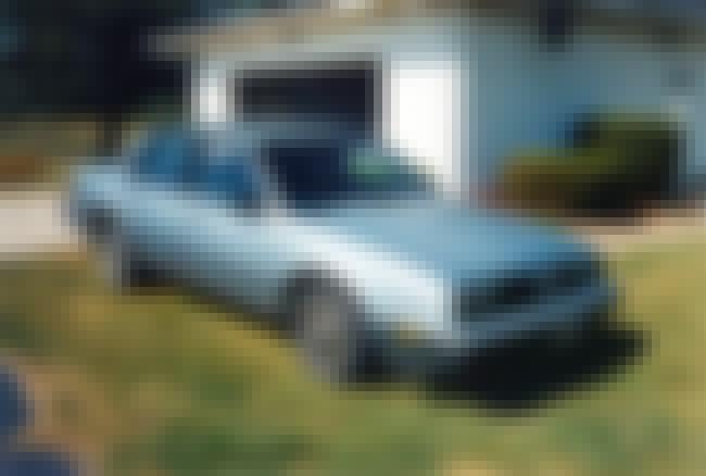 1986 Pontiac 6000 Coupé is listed (or ranked) 2 on the list List of 1986 Pontiacs