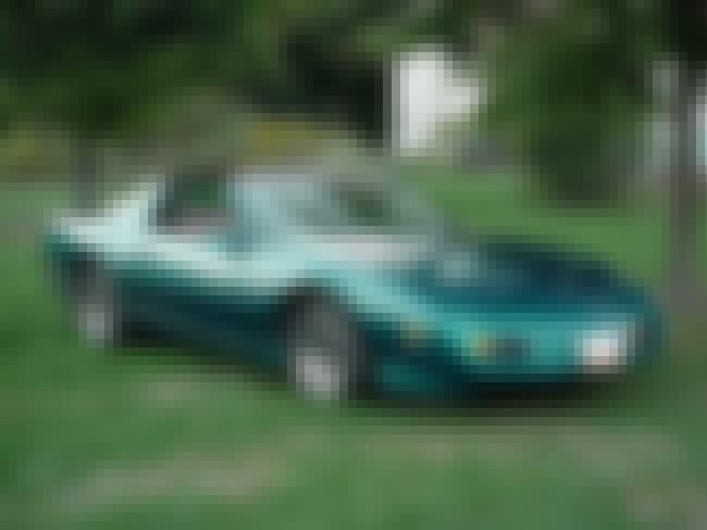 1992 Pontiac Firebird Hatchbac... is listed (or ranked) 3 on the list List of 1992 Pontiacs