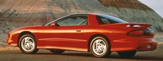 1993 Pontiac Firebird Co... is listed (or ranked) 2 on the list List of 1993 Pontiacs