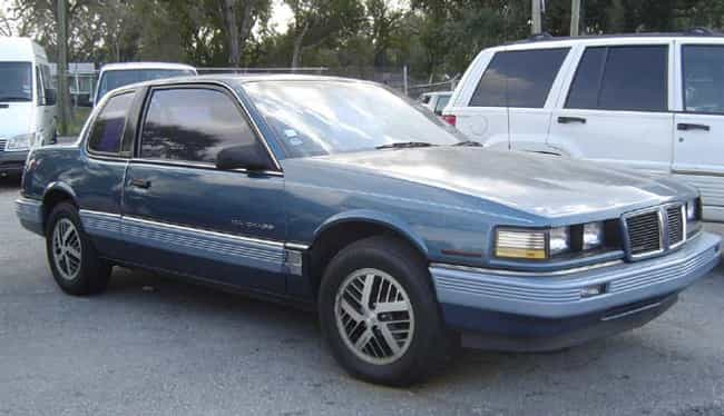 1986 Pontiac Grand Am Co... is listed (or ranked) 3 on the list List of Popular Pontiac Grand Ams