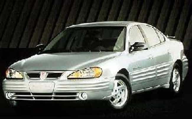 2000 Pontiac Grand Am Co... is listed (or ranked) 4 on the list The Best Pontiac Grand Ams of All Time