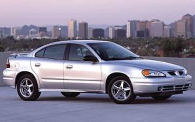 2004 Pontiac Grand Am Se... is listed (or ranked) 2 on the list The Best Pontiac Grand Ams of All Time