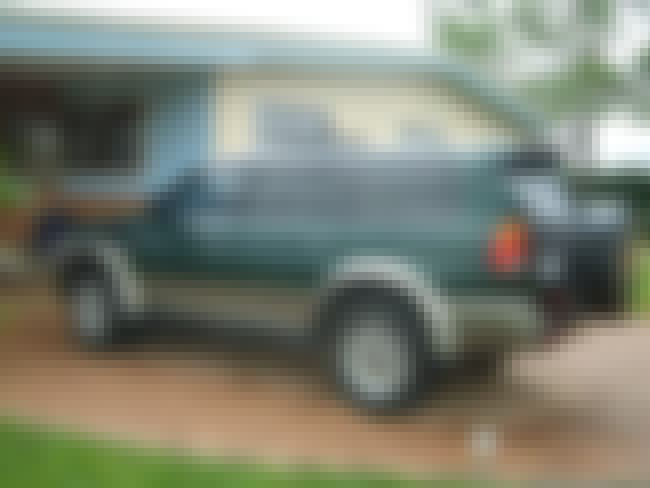 1999 Mitsubishi Nativa SUV 2WD is listed (or ranked) 1 on the list List of Popular Mitsubishi SUV 2WDs