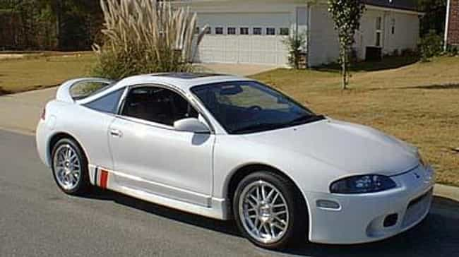 1998 Mitsubishi Eclipse Conver Is Listed Or Ranked 12 On The