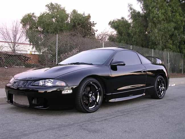 1999 Mitsubishi Eclipse ... is listed (or ranked) 1 on the list The Best Mitsubishi Eclipses of All Time