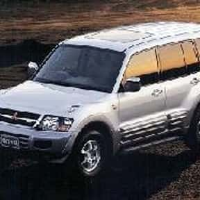 2000 Mitsubishi Montero is listed (or ranked) 17 on the list The Best Sport Utility Vehicles of All Time