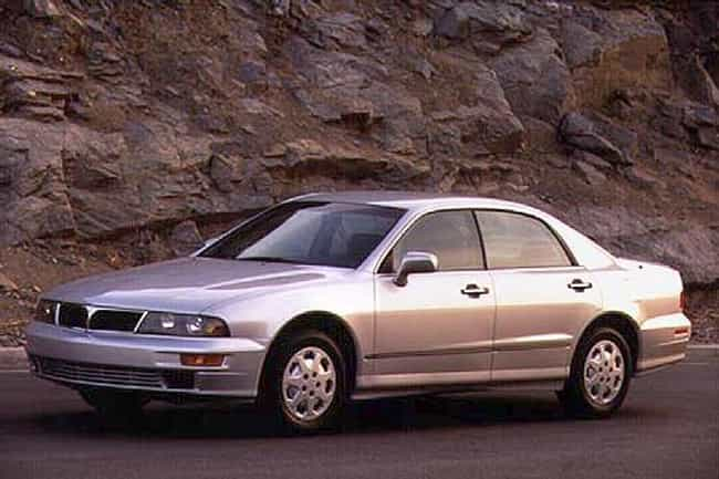 1998 Mitsubishis  List of All 1998 Mitsubishi Cars