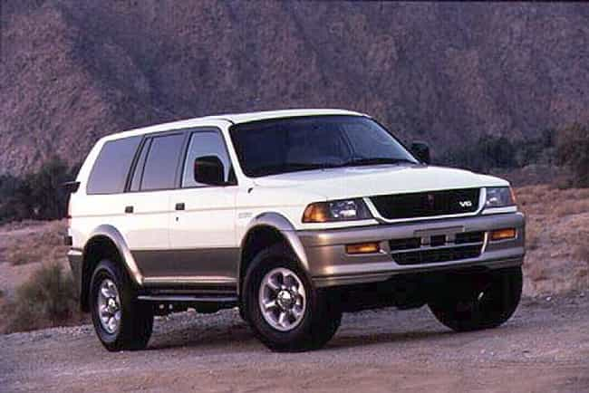 All Mitsubishi Suv List Of Suv Made By Mitsubishi